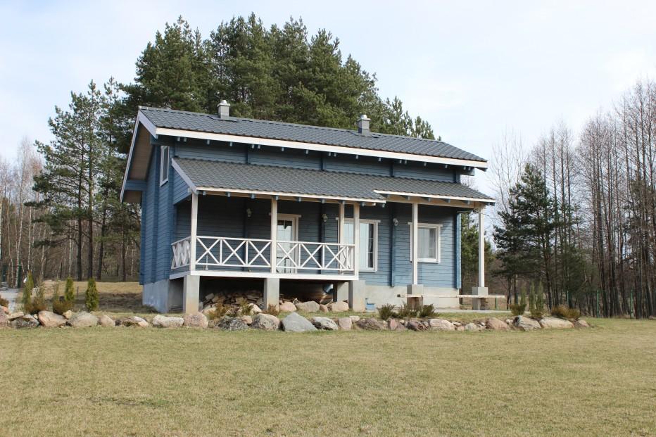 Дом в д. Рудаково