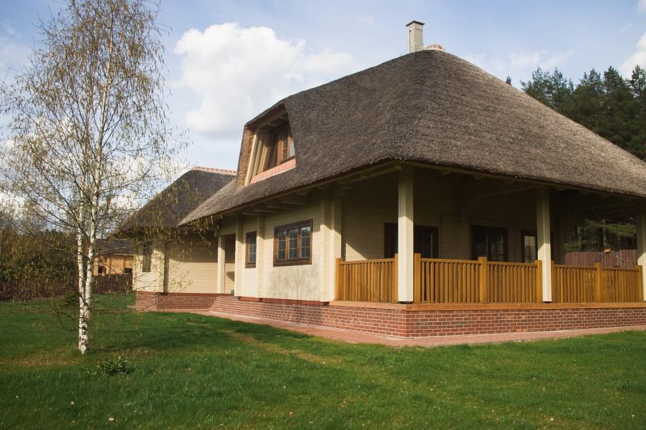 Дом в д. Мостище