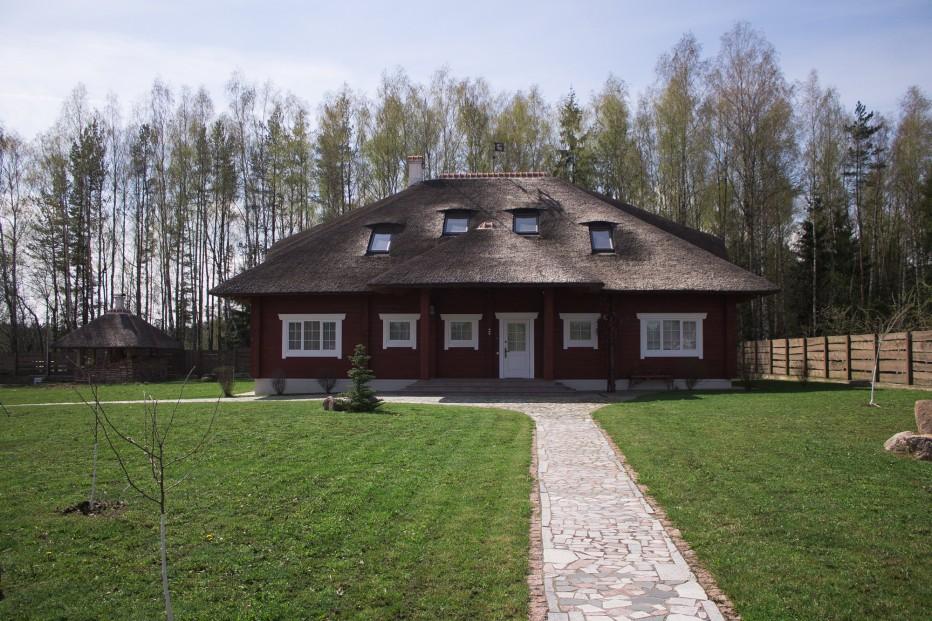Дом в д. Юхновка
