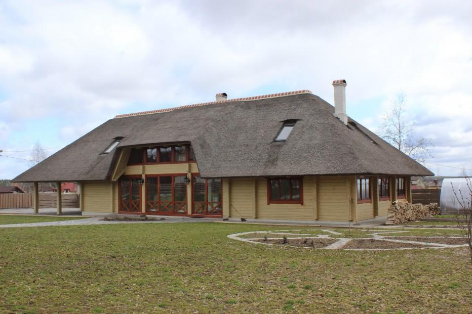 Гостевой дом-усадьба в д. Юхновка