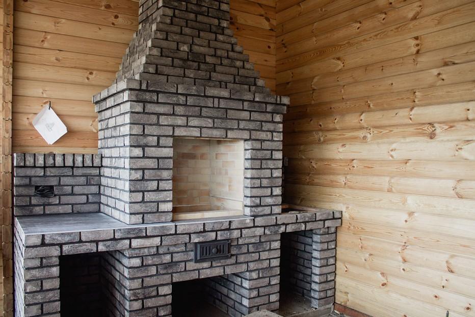 Гостевой дом-баня в д. Атолино