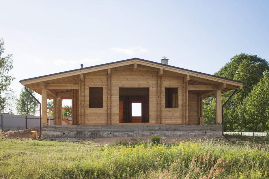 Дом в д. Затитова Слобода, 113 м2