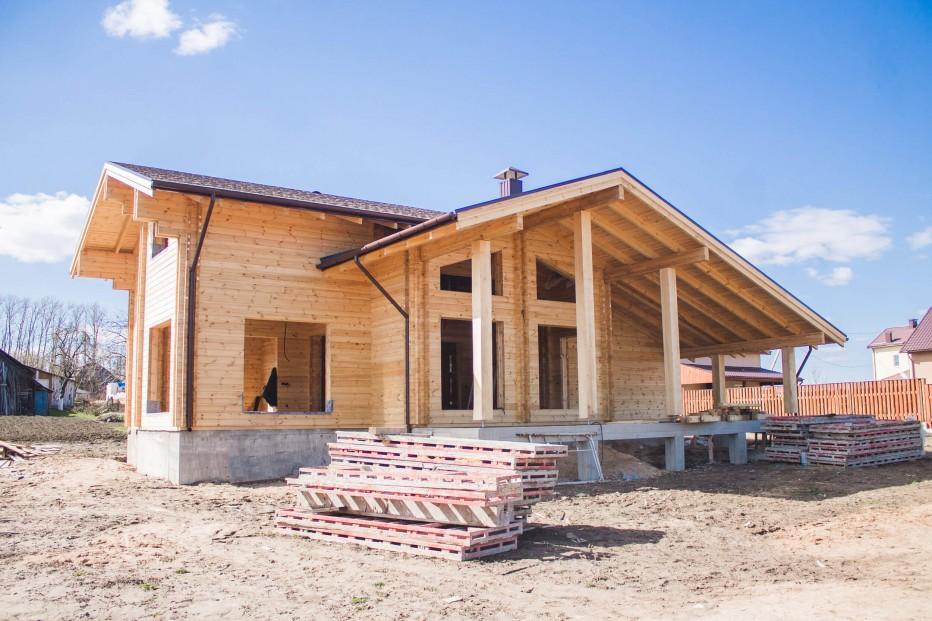 Дом в д. Ярково