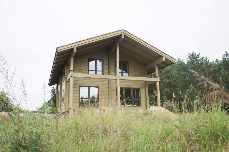 Дом в д. Ковшевичи 160м2