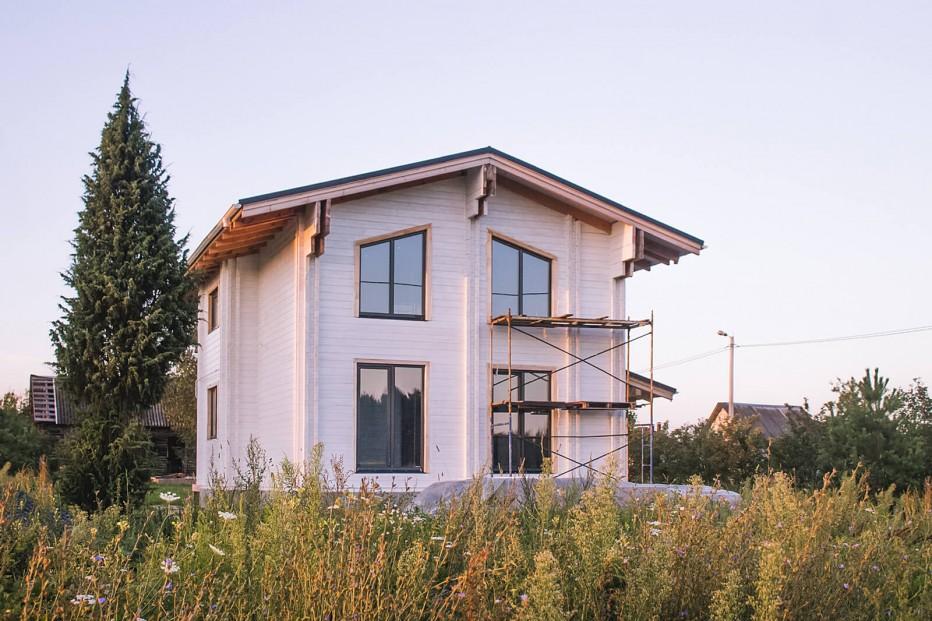 Дом в д. Будагово