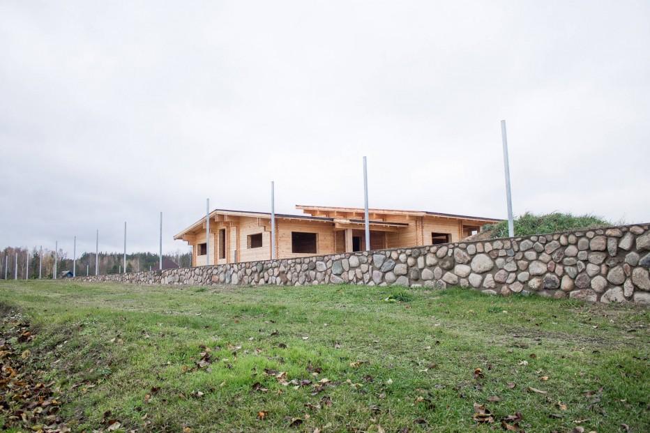 Дом в д. Жорновка 175 м2