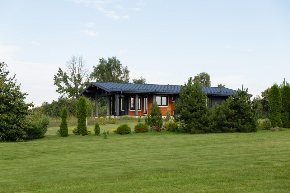 Дом в д. Бужаны 95м2