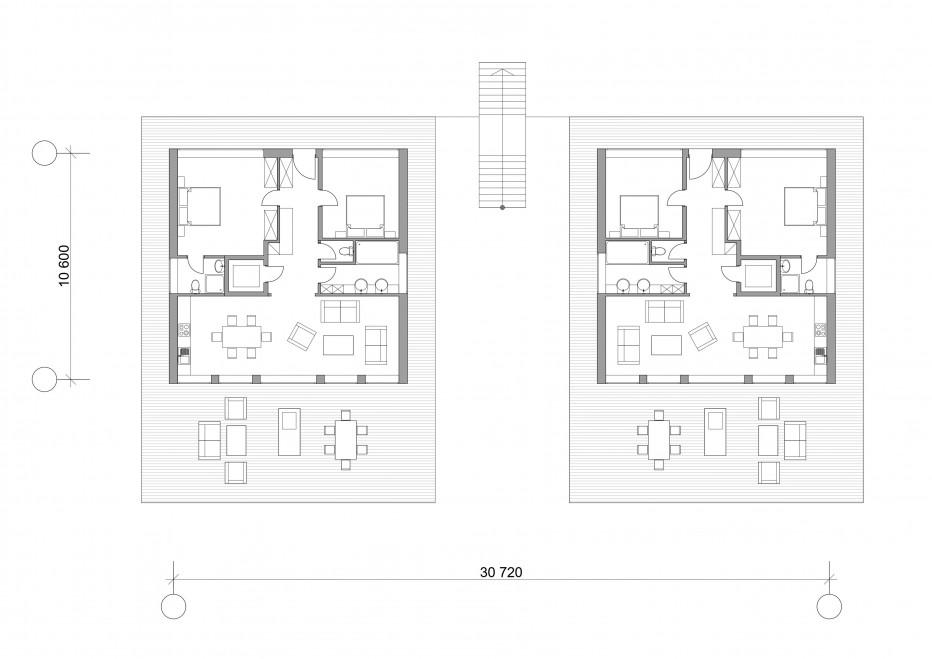 Комплекс домов в д. Райт-Кицбюэль