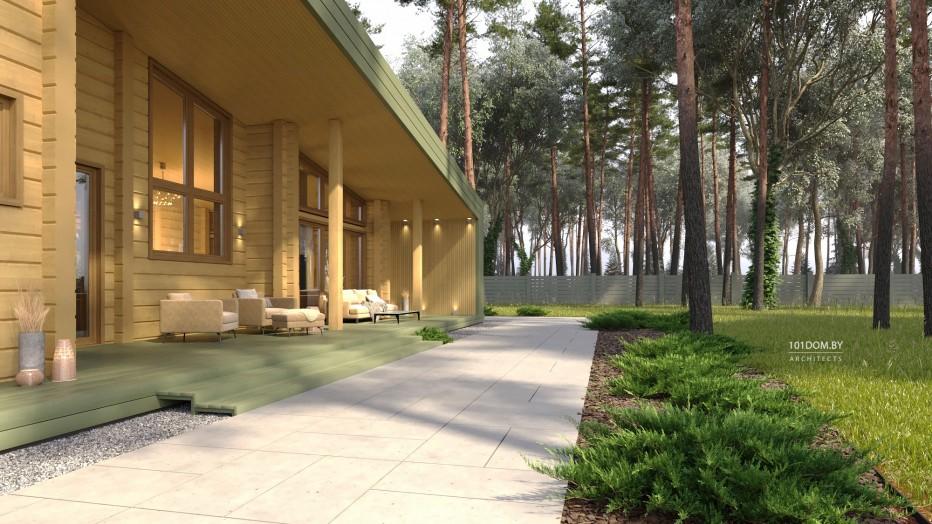 Дом в г. Браслав, 250 м2