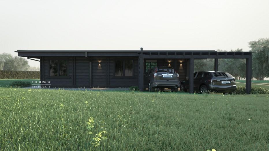 Дом в с.т. Вязынка, 98 м2