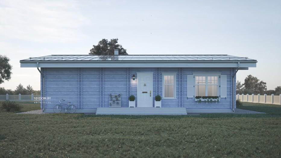 Дом в с.т. Крылово, 125 м2