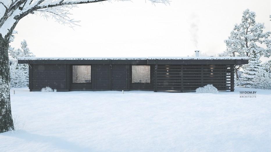 Гостевой дом в д. Крестиново, 177 м2