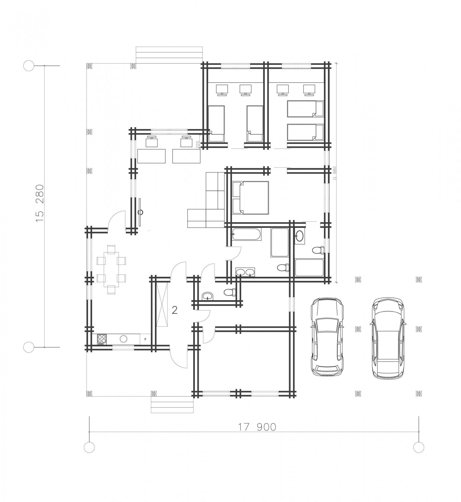 Дом в д. Галица 172м2