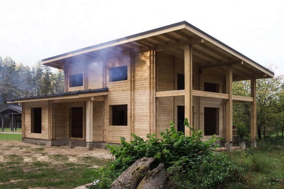 Дом в д. Рудня
