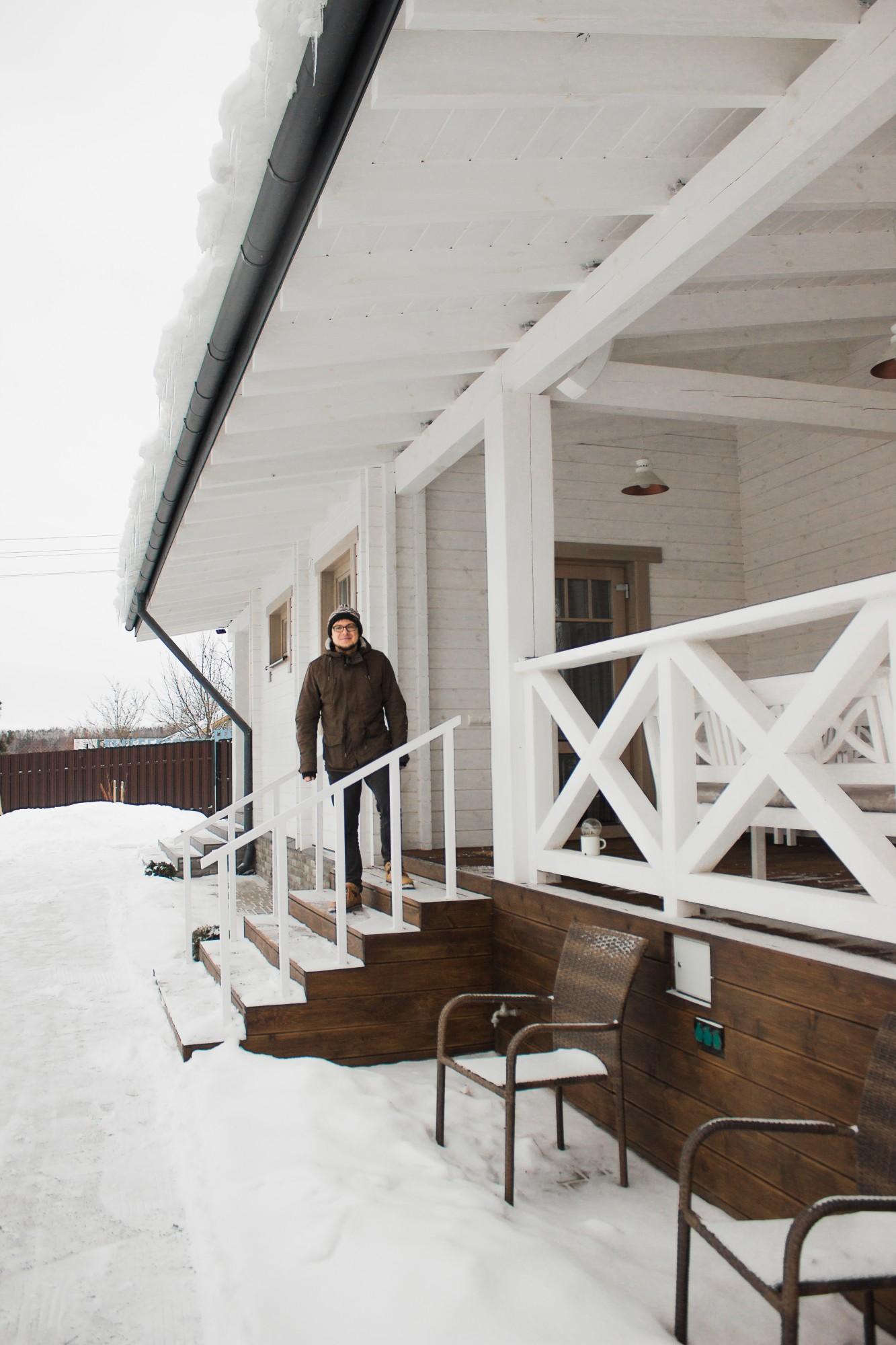 Дом в д. Плябань