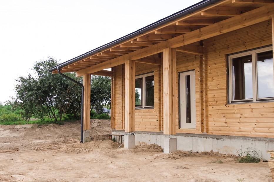 Дом в д. Юзафово 140м2